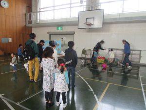 移動児童館の様子