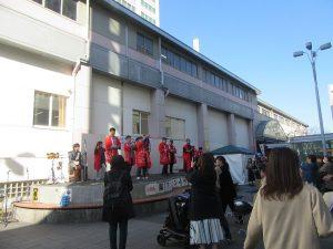 鳴子踊りで会場は1つに!
